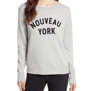Kate Spade Broome Street Nouveau York Sweatshirt S